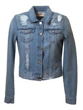 Giubbino Giubbotto Blugirl Jacket -30% Donna Denim 1506--331