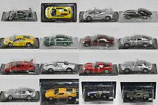 1:43 Scale Diecast Model Car Selection. Choose Your Model(s)