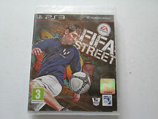 Fifa Street ( 2012 Version ) For Sony Playstation 3 / PS3 Complete Game - Sealed
