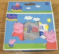 3 Pack, Peppa Pig Girls Knickers Ages 2/8