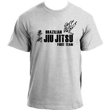 Brazilian Jiu Jitsu Fight Team MMA UFC BJJ T-shirt