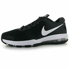 Nike Air Max Full Ride Training Shoes Mens Black/White Fitness Trainers Sneakers