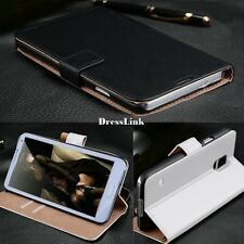 HOUSSE COVER CUIR STAND CASE HOUSSE POUR SAMSUNG GALAXY S3 S4 S5 NOTE