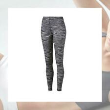 PUMA LADIES DRYCELL MONOCHROME PATTERNED LEGGINGS OMBRE GRADIENT GYM 514006