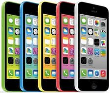 Apple iPhone 5C 16GB Unlocked Smartphone - Great Condition White 5 Colors