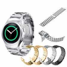 Stainless Steel Watch Band Strap For Samsung Galaxy 42mm 46mm Gear S3 S2 Classic