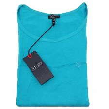 T Shirt Maglia Made Italy Woman Donna Armani Jeans In CUwvq5R