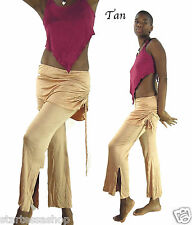 SKIRT trousers, Stretch, Modern Jazz DANCE FESTIVAL, CLUB EVENING WEAR boho