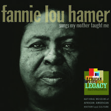 Songs My Mother Taught Me - Fannie Lou Hamer (2015, CD NEUF)