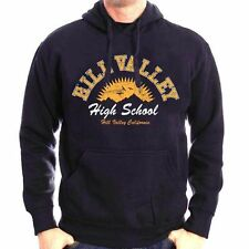 Sweat-shirt homme - Retour vers le futur - HILL VALLEY - Neuf