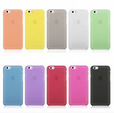 Apple Iphone 6 PLUS CUBIERTA ULTRA DELGADO 0.3MM FUNDA PARACHOQUES CARCASA THIN