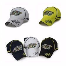 VALENTINO ROSSI,THE DOCTOR,MOTO GP RACING CAP/HAT 3 TO CHOOSE FROM