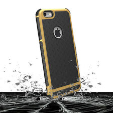 Shockproof Rubber Hybrid Fashion Hard Case Thin Cover For Apple iPhone 5,5s