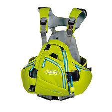 Yak Hallertau 70N White Water PFD Buoyancy Aid 2017 - Lime