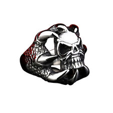 Skull Claw Ring NEW Gothic Punk Rock Chic Biker Personality Mens Stainless Steel