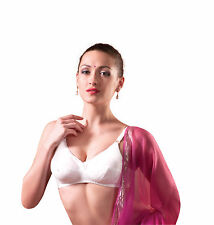 V STAR Woven Pointed Bra  with Seamed Cup - Saree mate