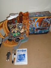 BBC DR WHO TARDIS MODEL PLAYSET 11TH DOCTOR BOXED