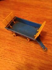 Matchbox Lesney No.40 Hay Trailer - Missing 3 Tyres - Good Used Condition