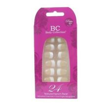 Body Collection Unghie Finte / Tips - Naturale French Perla 24 Unghie