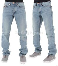 Rocawear Mens Boys Double R Star Relaxed Fit Hip Hop Jeans Is Money G Time SWB
