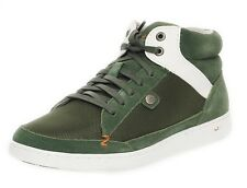 HUB - Industry Sneak - Dk Green / White - Herren / Men Schuhe - Sneaker