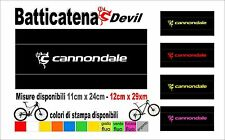 batticatena cannondale devil personalizzato custom mtb bdc bike flash scalpel