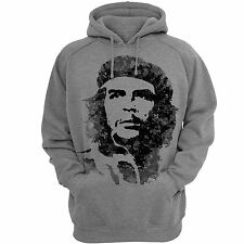 Hoodies ( Che)  Hooded Sweatshirt | Mens Hoodie | Gray SweatShirts