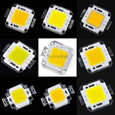 10/20/30/50/100W COB High Power Lampada LED SMD Chip Lampadina 900-9000 LM