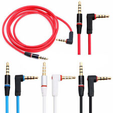 3.5mm Mini Estéreo Jack a Macho Cable Auricular Aux Auxiliar Audio Coche PC 1.2M