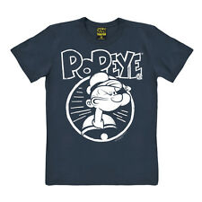 Camiseta  Popeye el Marino - El Retrato - Camiseta de Popeye the Sailor Man
