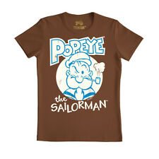 Camiseta Popeye el Marino - Popeye the Sailor Man - Camiseta con cuello redondo