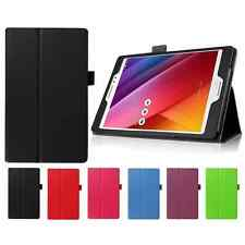 Folio PU Leather Case Stand Cover for Asus ZenPad S 8.0 Z580C 8''