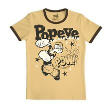 Camiseta Popeye el Marino - POW - Popeye the Sailor Man - POW - Camiseta - Beige