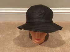 MARIDA LEATHEX HATS ONE SIZE MADE IN ENGLAND RRP £34.99 SUMMER SALE NOW £4.99