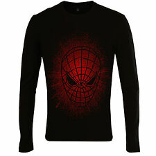 Roundneck Fullsleeve tshirts( Spray Spider ), mens Graphic  printed t shirts,