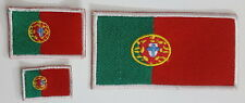 PORTUGAL FLAG NATIONAL FLAG PORTUGAL FLAG EMBROIDERED Iron on PATCH/Badge