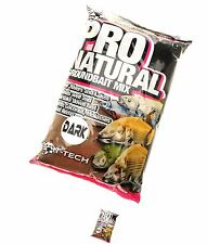 SPORTIVO Bait Tech Tech Pro Natural Ground Bait Natural Dark