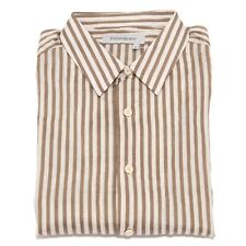 22651 camicia uomo YVES SAINT LAURENT YSL shirt men long sleeve