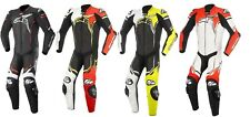 Alpinestars GP PLUS SUIT 1PC White/Black/RED 1 One Piece Leather Motorcycle Suit