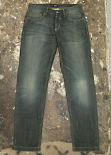 NEW D&G Dolce & Gabbana Blue 'Power' Fit Washed Jeans GENUINE RRP: £180
