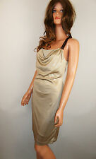~ MARCCAIN COLLECTIONS ~ SCHIMMERNDES KLEID ~ N6/44 ~ %%%SALE%%%