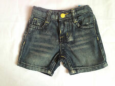 NWT MISSION BAY GIRL'S EMBROIDERED MONKEY JEANS SHORTS