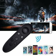 VR BOX Wireless Bluetooth Controller Movie Game Remote Android, iPhone ( Black)