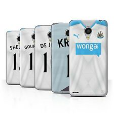 Official Newcastle United FC Case for Meizu MX4 Pro /NUFC Away Shirt/Kit 15/16