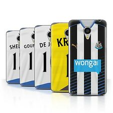 Official Newcastle United FC Case for Meizu MX4 Pro /NUFC Home Shirt/Kit 15/16