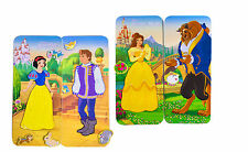 Maven Gifts: Disney Princess Beauty & the Beast Magnetic Paper Dolls Collectors