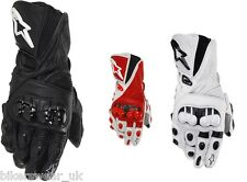 Alpinestars GP Plus Leather Motorbike/Motorcycle Race Glove Shop Display 2013