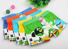 Wholesale children's cartoon underwear cotton underwear boys boxer briefs