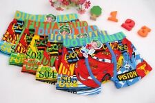 Wholesale children's cartoon underwear cotton underwear boys boxer briefs cars