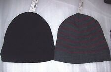 MENS JF FERRAR SHERPA LINED BEANIE HATS MULTIPLE COLORS ONE SIZE NEW WITH TAGS